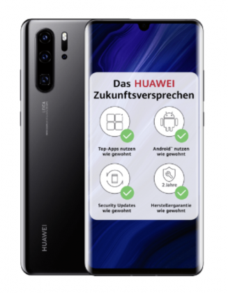 Huawei P30 Pro New Edition, Midnight Black.