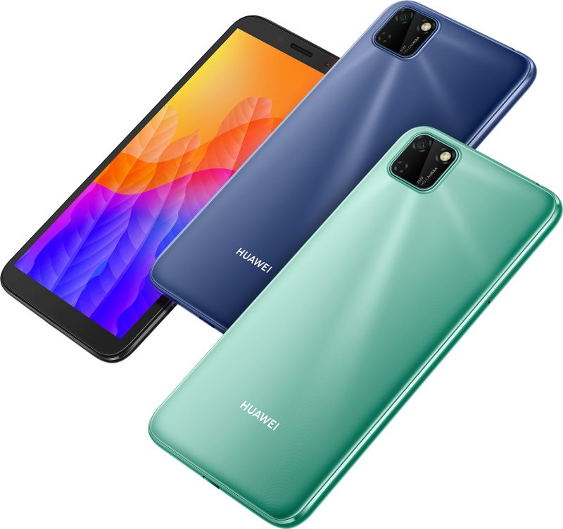 Huawei Y5p.