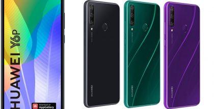 Huawei Y6p.