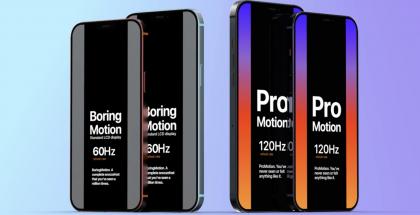 Kaikkiin neljään seuraavan sukupolven iPhoneen odotetaan OLED-näyttöjä - Pro-mallit ovat erottumassa suuremmalla 120 hertsin virkistystaajuudella.
