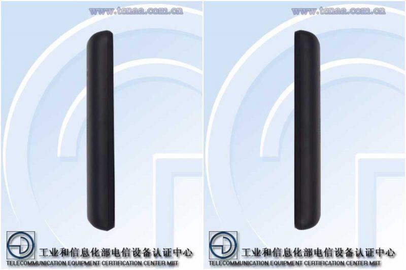 Nokia-peruspuhelin mallikoodilla TA-1253 kiinalaisen TENAA-viranomaisen kuvissa.