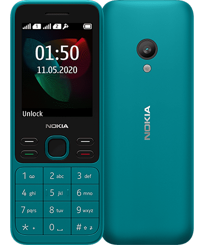 Syaani Nokia 150.