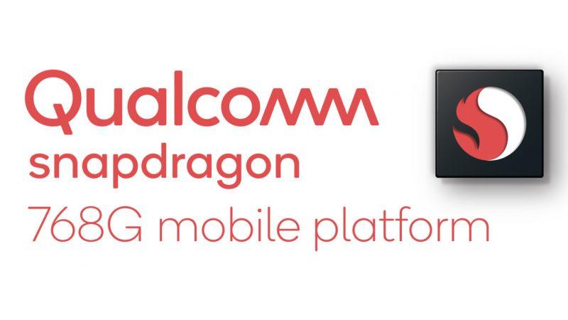 Qualcomm Snapdragon 768G.