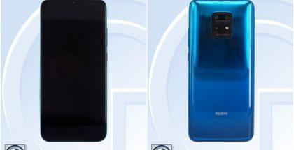 Xiaomin uusi 5G-älypuhelin Redmi-brändillä.