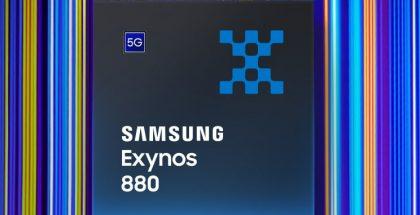 Samsung Exynos 880.