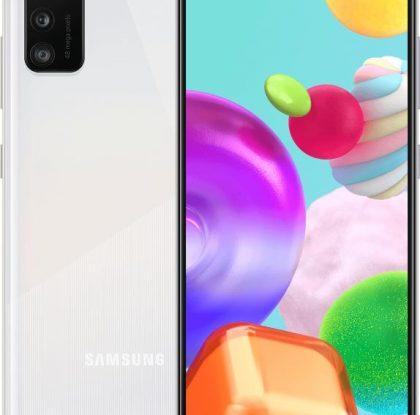 Samsung toi myyntiin 299 euron Galaxy A41 -älypuhelinmallin