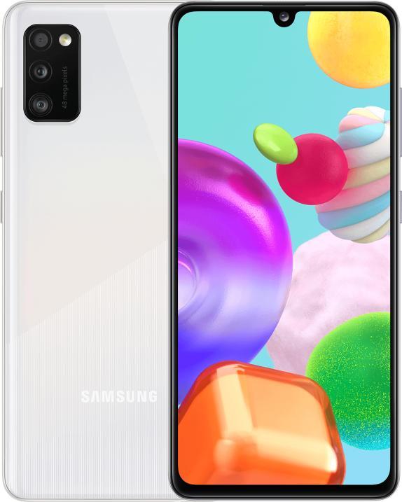 Samsung Galaxy A41.