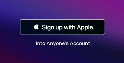 Applen kirjautumisjärjestelmästä paljastui erittäin vakava haavoittuvuus.