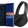 WH-910N-vastamelukuulokkeet kaupan päälle Sony Xperia 5:n ostajille.