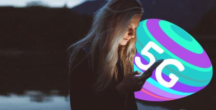 Telia 5G.