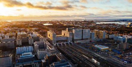 Mall of Tripla Pasilassa. Kuva: Jussi Hellsten.