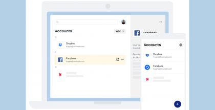 Dropbox Passwords mahdollistaa salasanojen hallinnan.