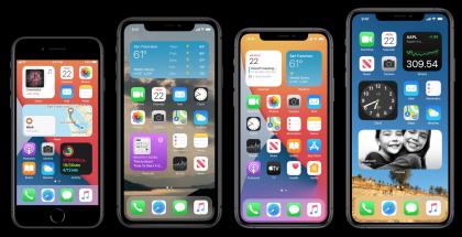 iPhonen kotinäkymä voi jatkossa sisältää myös widget-pienoissovelluksia.