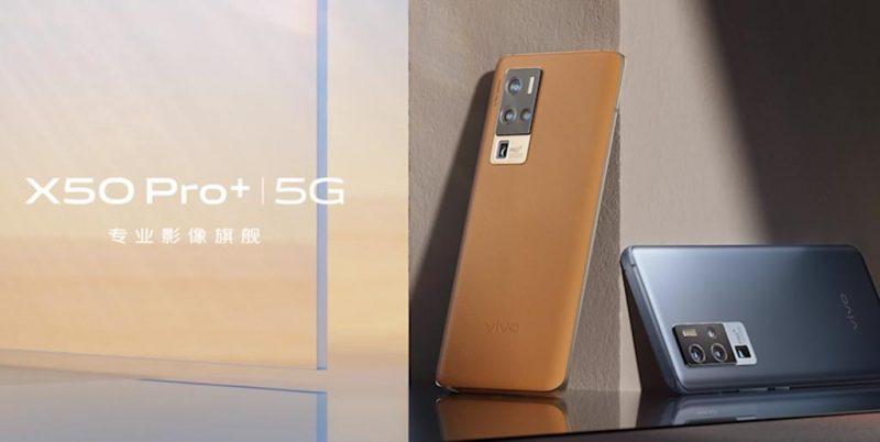 Vivo X50 Pro+:ssa on Samsungin uusi 50 megapikselin kamerakenno.
