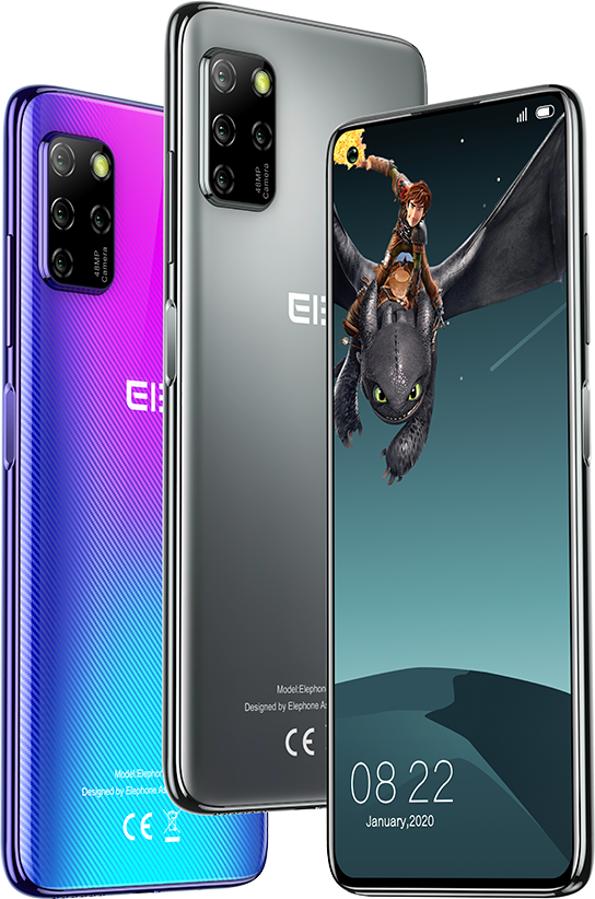 Elephone E10 Pro.