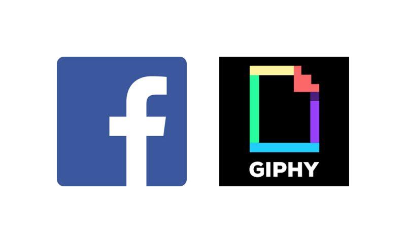 Facebook + Giphy.