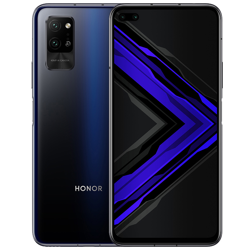 Honor Play4 Pro mustana.