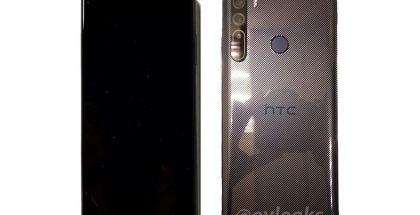 HTC Desire 20 Pro. Kuva: evleaks / Evan Blass.