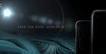 HTC kertoi tulevasta julkistuksesta 16. kesäkuuta 2020.