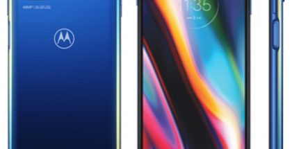 Motorola Moto G 5G. Kuva: evleaks / Evan Blass.