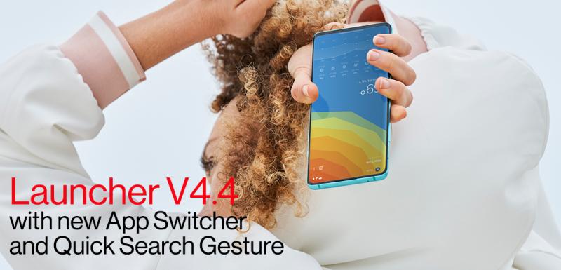 OnePlus Launcherin uusin versio on nyt 4.4.2.