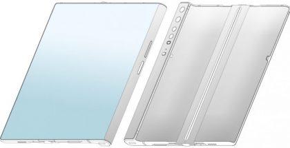 Xiaomin toinen näkemys taittuvanäyttöisestä älypuhelimesta.