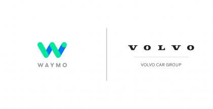Waymo + Volvo.