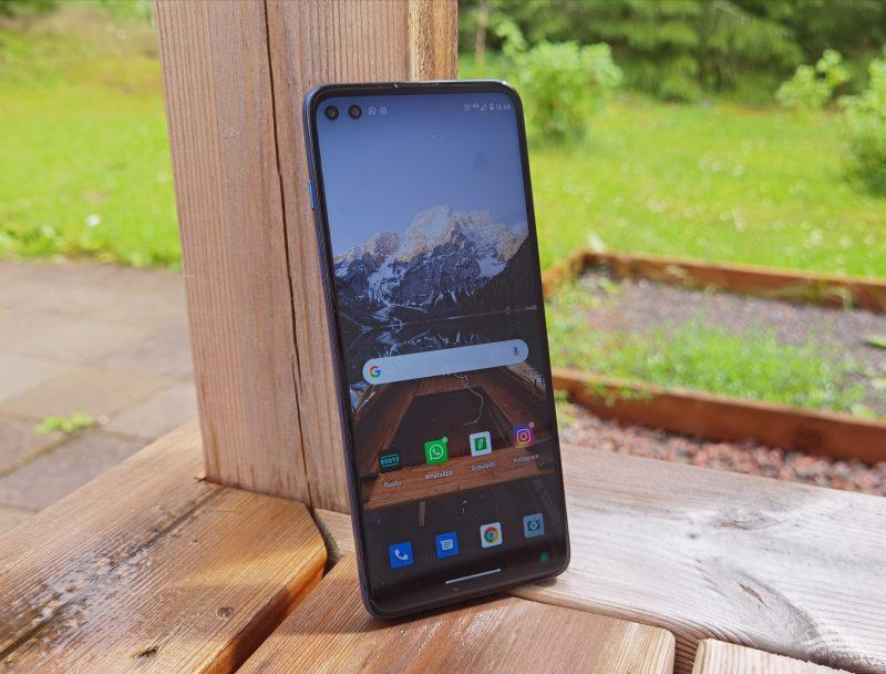 Motorola G 5G Plus.