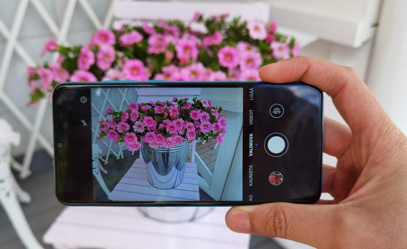 Honor 9A on perustason kamerapuhelin.