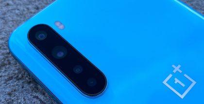 OnePlus Nordin neljä kameraa ovat 48 megapikselin pääkamera, 8 megapikselin ultralaajakulmakamera, 5 megapikselin syvyyskamera ja 2 megapikselin makrokamera.