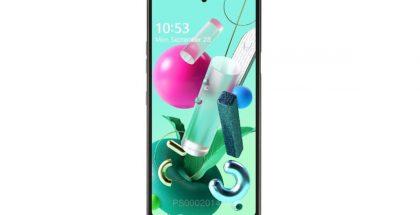 LG Q92:sta Googlen kautta paljastunut kuva.