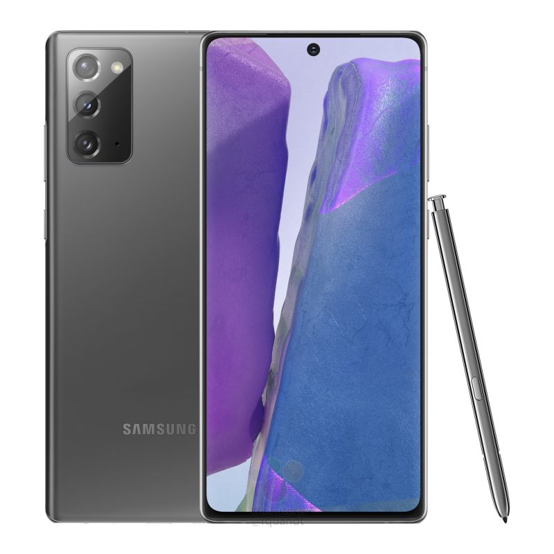 Samsung Galaxy Note20. Kuva: WinFuture.de.
