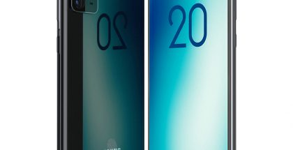 Samsung Galaxy Note20 -mallinnos. Kuva: Ice universe.