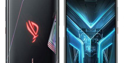 Asus ROG Phone 3. Kuva: evleaks / Evan Blass.
