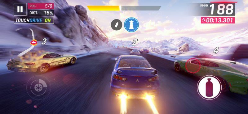 AirTriggers 3 -painikkeiden käyttöönotto peleissä on helppoa.