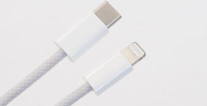 Applen uusi Lightning-kaapeli olisi varustettu USB-C-liittimellä toisessa päässään.