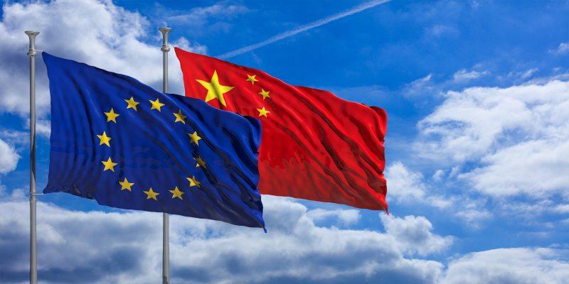 EU Kiina liput.