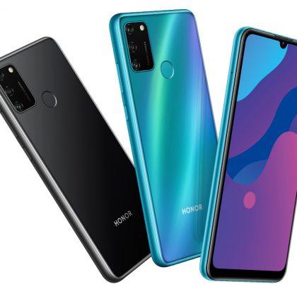 Honor 9A -älypuhelin myyntiin Suomessa 149 eurolla 15. heinäkuuta – kaupan päälle tarjotaan aktiivisuusranneketta