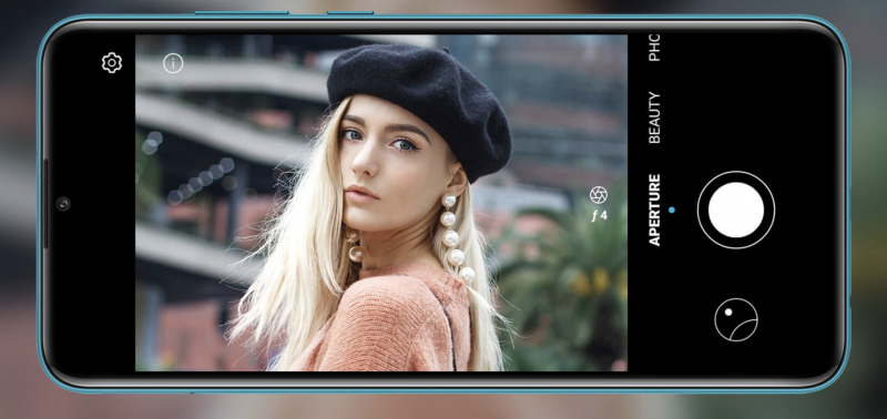 Honor 9A:ssa on monipuoliset kuvausominaisuudet.