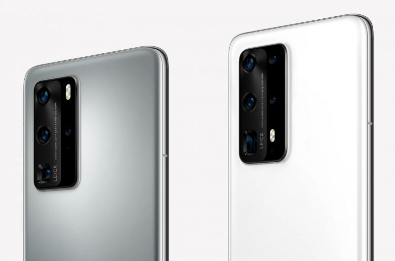 Huawei P40 Pro vs. P40 Pro+.