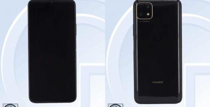 Huawei WKG-AN00 / WKG-TN00 kiinalaisviranomaisen TENAAn kuvissa.