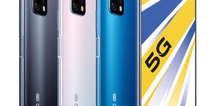 iQOO Z1x 5G.