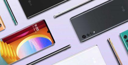 LG Velvetistä on esitelty 4G-versio.