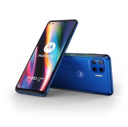 Motorola julkisti Moto G 5G Plussan – alkaen 349 euron suositushinnalla toistaiseksi edullisin 5G-älypuhelin Suomessa