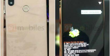 Motorola Moto E7. Kuvat: 91mobiles.