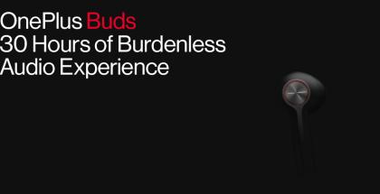 OnePlus Buds -kuulokkeet tarjoavat yhdessä latauskotelon kanssa 30 tunnin akunkeston.
