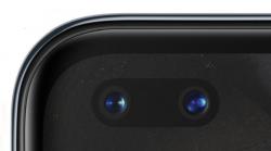 OnePlus Nordissa on 32 megapikselin etukameran lisäksi toinen, 105 asteen laajakulmalinssillä varustettu 8 megapikselin kamera.