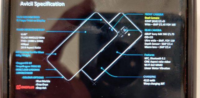 Jättivuoto tulevasta OnePlus Nord -älypuhelimesta! Laaja paljastus puhelimen ominaisuuksista