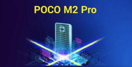 Poco M2 Pro julkistetaan 7. heinäkuuta Intiassa.