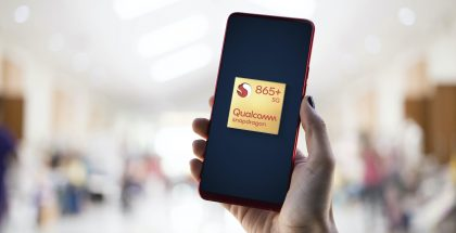 Qualcomm Snapdragon 865+.